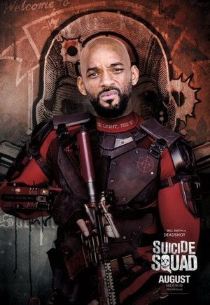 Deadshot character poster