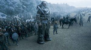 Jon Snow's army, S6E09