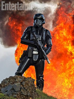 Deathtrooper from Rogue One: A Star Wars Story