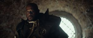 Forest Whittaker as Saw Gerrera