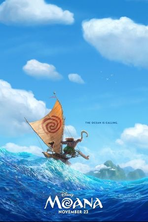 Disney releases 'Moana' poster