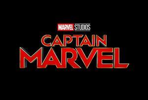 Brand new logo for Captain Marvel