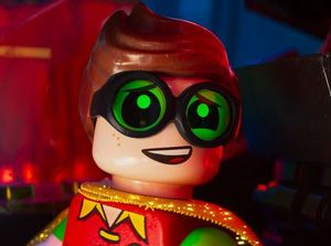 First look at Robin in The Lego Batman Movie