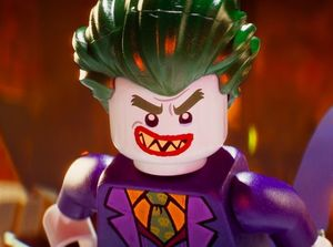 First look at the Joker in The Lego Batman Movie