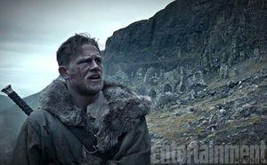 Charlie Hunnam as Arthur