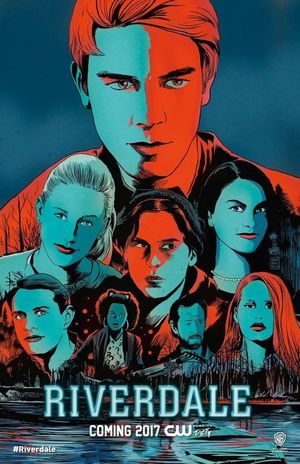 First poster released for The CW's 'Riverdale'