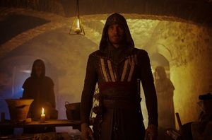 A new look at Michael Fassbender in 'Assassin's Creed'