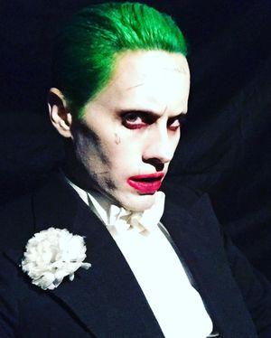 Jared Leto releases an unsettling new Joker photo