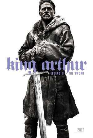 King Arthur: Legend of The Sword SDCC poster