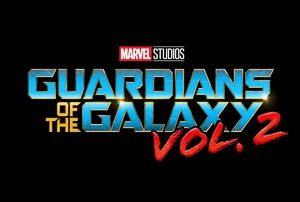 Brand new logo for Guardians of the Galaxy Vol. 2