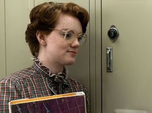 Shannon Purser as Barb