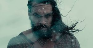 Aquaman, Comic-Con trailer