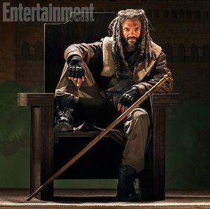 Ezekiel in The Walking Dead