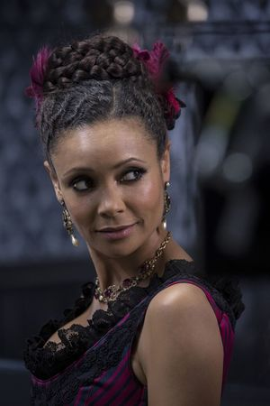 Thandie Newton as Maeve