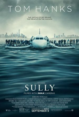 "New poster for ""Sully"" - Directed by Clint Eastwood and star"