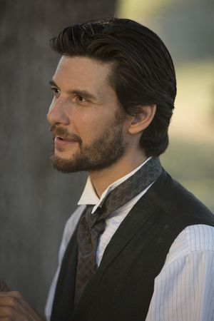 Ben Barnes as Logan