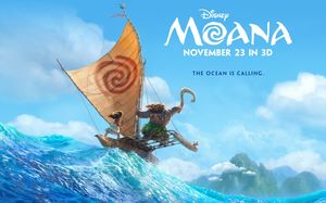 "'Moana' Starring Dwayne ""The Rock"" Johnson"