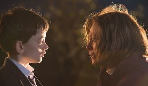 Sigourney Weaver and Lewis MacDougall