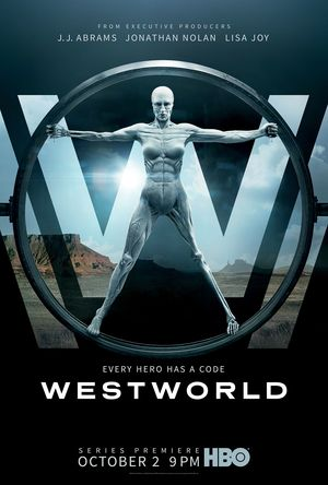 Official key art revealed for 'Westworld'