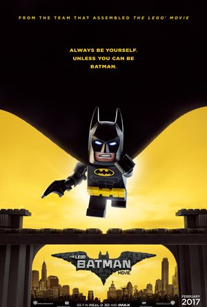 A new 'Lego Batman Movie' tells us what we already knew