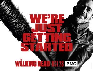 New key art revealed for The Walking Dead season 7
