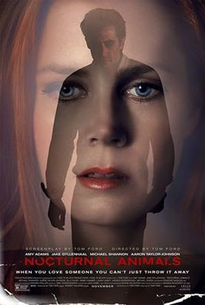"New poster for Focus Features ""Nocturnal Animals"""