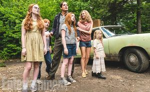 Naomi Watts and Woody Harrelson in The Glass Castle