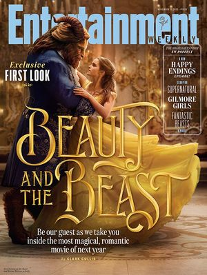 An iconic image graces the cover of EW
