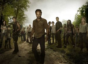 Rick leads the season 3 cast