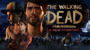 The Walking Dead: A New Frontier announced