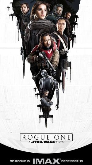 Another new 'Rogue One' poster, this time courtesy of IMAX