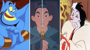 Disney's Animated Fairytale Cinematic Universe