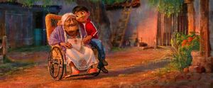 First image from Disney-Pixar's Coco