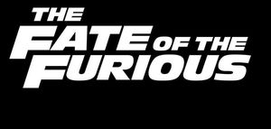 Title card for The Fate of the Furious