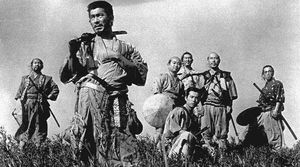 The epic intimacy of Kurosawa's Seven Samurai