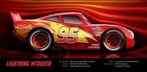Character profile: Lightning McQueen