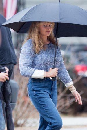 First look at Margot Robbie as Tonya Harding in 'I, Tonya' B