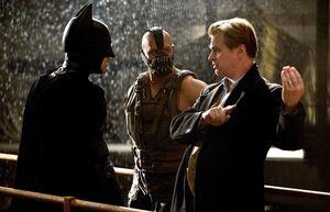 Christian Bale, Tom Hardy, Christopher Nolan