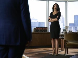 Jessica Pearson in Suits