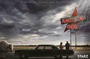 Key art for American Gods
