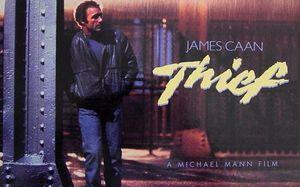 Michael Mann's first criminal masterpiece, Thief (1981)