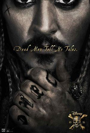 An intensely up-close-and-personal new poster for 'Pirates