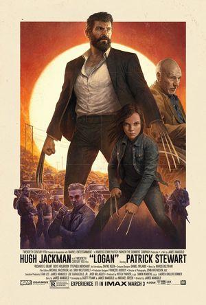 New Logan IMAX poster