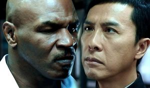 Mike Tyson and Donnie Yen square off in Ip Man 3