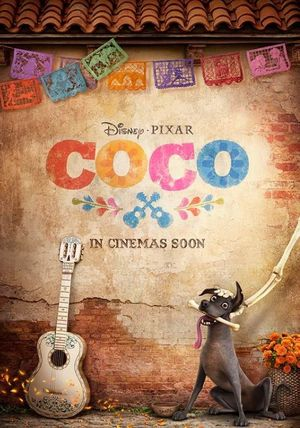 Disney-Pixar's Coco in Cinemas Soon