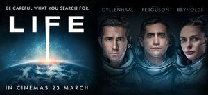Life (2017) - Movie Review