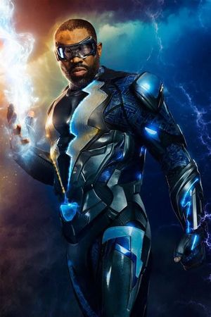 First look at Cress Williams as Black Lightning