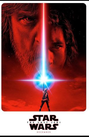 New teaser poster for 'Star Wars: The Last Jedi'
