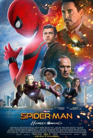 New 'Spider-Man: Homecoming' Poster