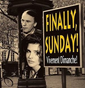 Finally Sunday, Truffaut's final film